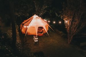 Glamping lights