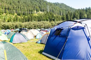 Tent specifics